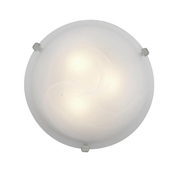 Access Lighting 23019-BS ALB Mona Flush Mount Ceiling Light by