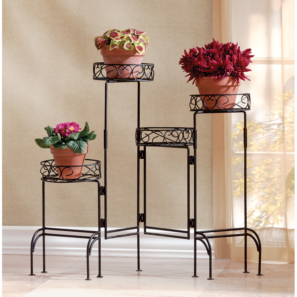 Indoor Plant Stands for Multiple Plants