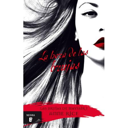 La hora de las brujas (Las Brujas de Mayfair 1) - (Stores In Mayfair)