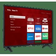 "TCL 43"" Class 1080P FHD LED Roku Smart TV 3 Series 43S325"