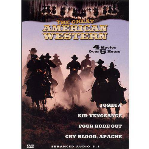 Kid Vengeance / Joshua / Four Rode Out / Cry Blood, Apache
