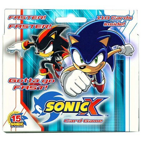 Sealed Starter Deck - Sonic The Hedgehog Starter Deck Sonic X