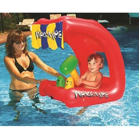 Water Sports Baby Bopper Inflatable Swimming Pool Baby Seat