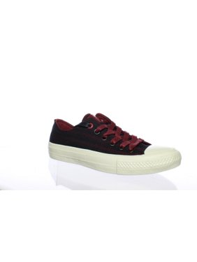 f19ff11db9e7f9 Product Image Converse Mens John Varvatos Red Skateboarding Shoes Size 4.5