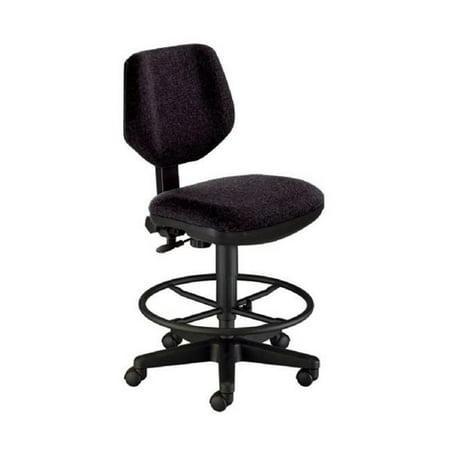 Alvin CH290-40DH Drafting Chair Classic Blk