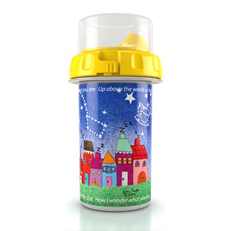 Poli Infant And Toddler Sippy Cup   Twinkle Twinkle Little Star