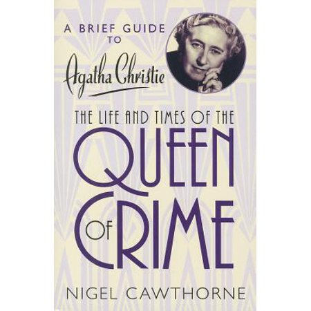 A Brief Guide to Agatha Christie (Agatha Christie Halloween)