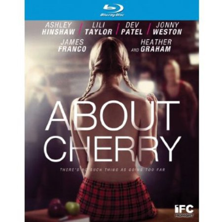 About Cherry  Blu Ray