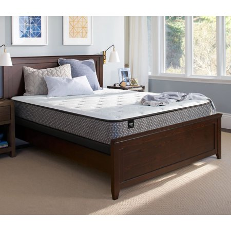 Sealy Response Essentials 11  Cushion Firm Tight Top Mattress   In Home White Glove Delivery Included