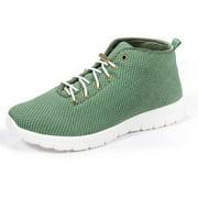 Zee Alexis Womens Kerrigan High Top Sneakers Olive 9 M