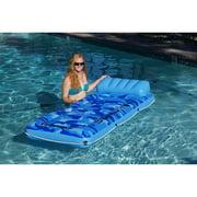 Solstice Vinyl Sumo Pool Float, Blue