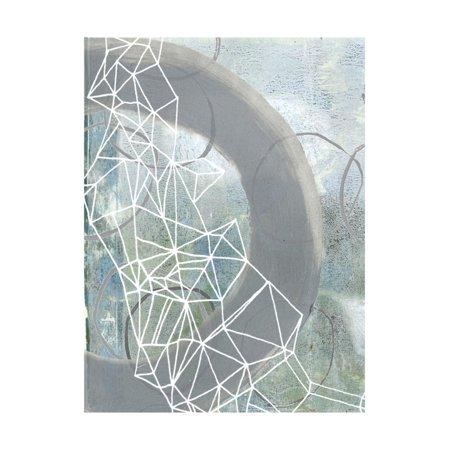 Faceted Art (Faceted Gaze I Print Wall Art By Naomi McCavitt)