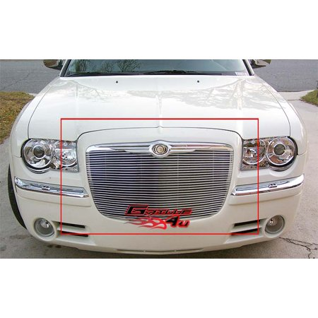 Chrysler 300 Billet (Fits 05-10 Chrysler 300/ 300C Main Upper Billet Grille Insert)