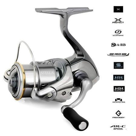 SHIMANO Stella FJ Front Drag, Freshwater Spinning Fishing (Best Fishing Reels Reviews)