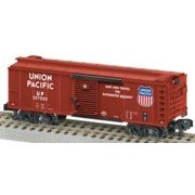 American Flyer 649065 S Scale Union Pacific Diesel RailSounds Boxcar #507500