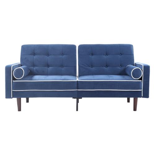 Ebern Designs Elvie Convertible Sofa