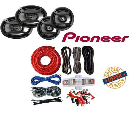 Pioneer TS-165P + TS-695P 200W 6.5