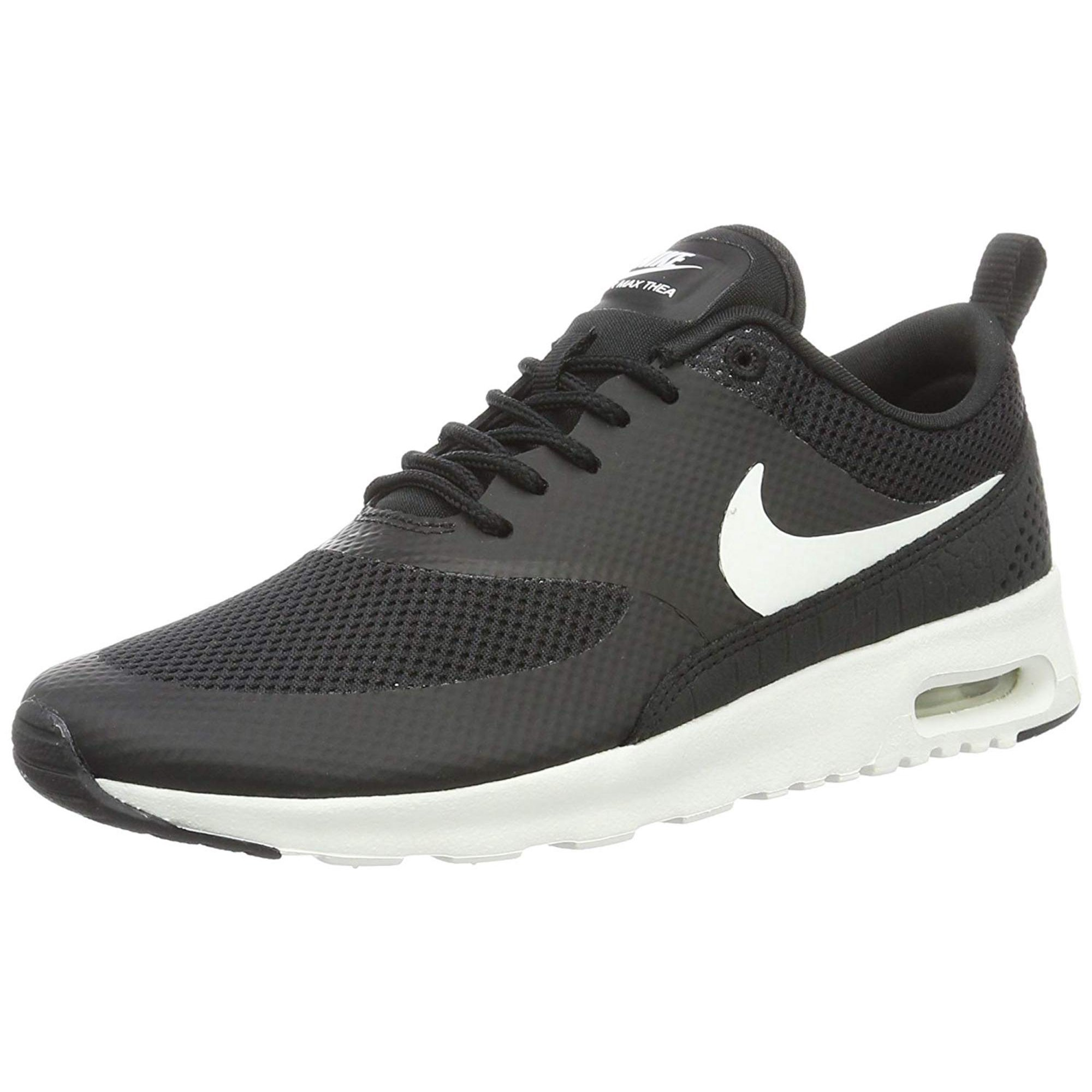 Nike Womens Air Max Thea Low Top Lace Up Running | Walmart
