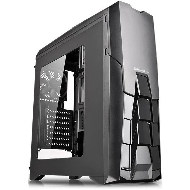 Thermaltake Versa N25 Mid Tower ATX Gaming Desktop Computer Chassis - CA-1G2-00M1WN-00