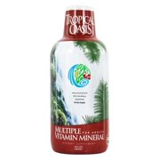 Tropical Oasis - Liquid Multiple Vitamin/Mineral - 16 fl. oz.