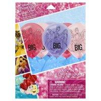 Disney Princess 'Dream Big' Latex Balloons (6ct)