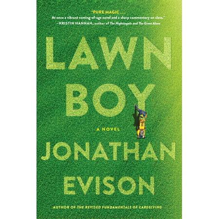 - Lawn Boy - Hardcover
