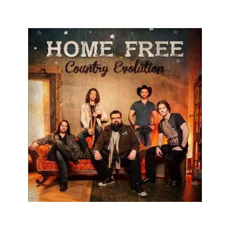 Home Free - Country Evolution (CD) (Free Blues Music)