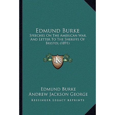 Works Edmund Burke, First Edition