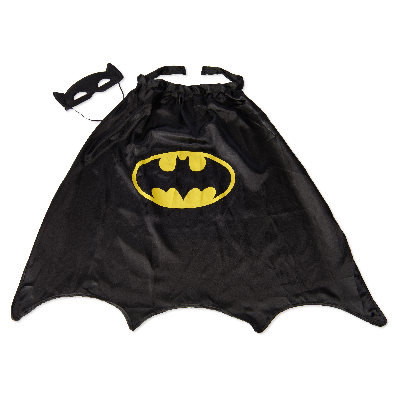 Batman Mask and Cape Costume Combo