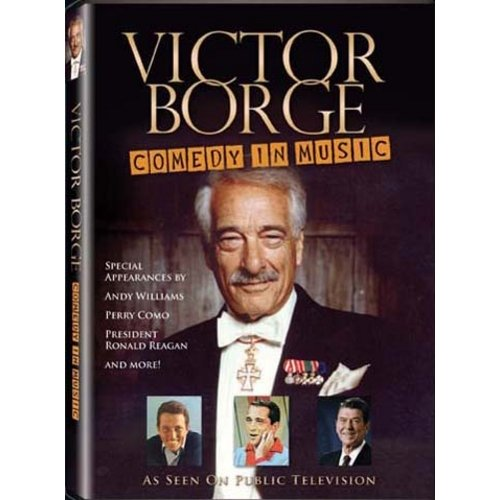 Victor Borge: Comedy In Music