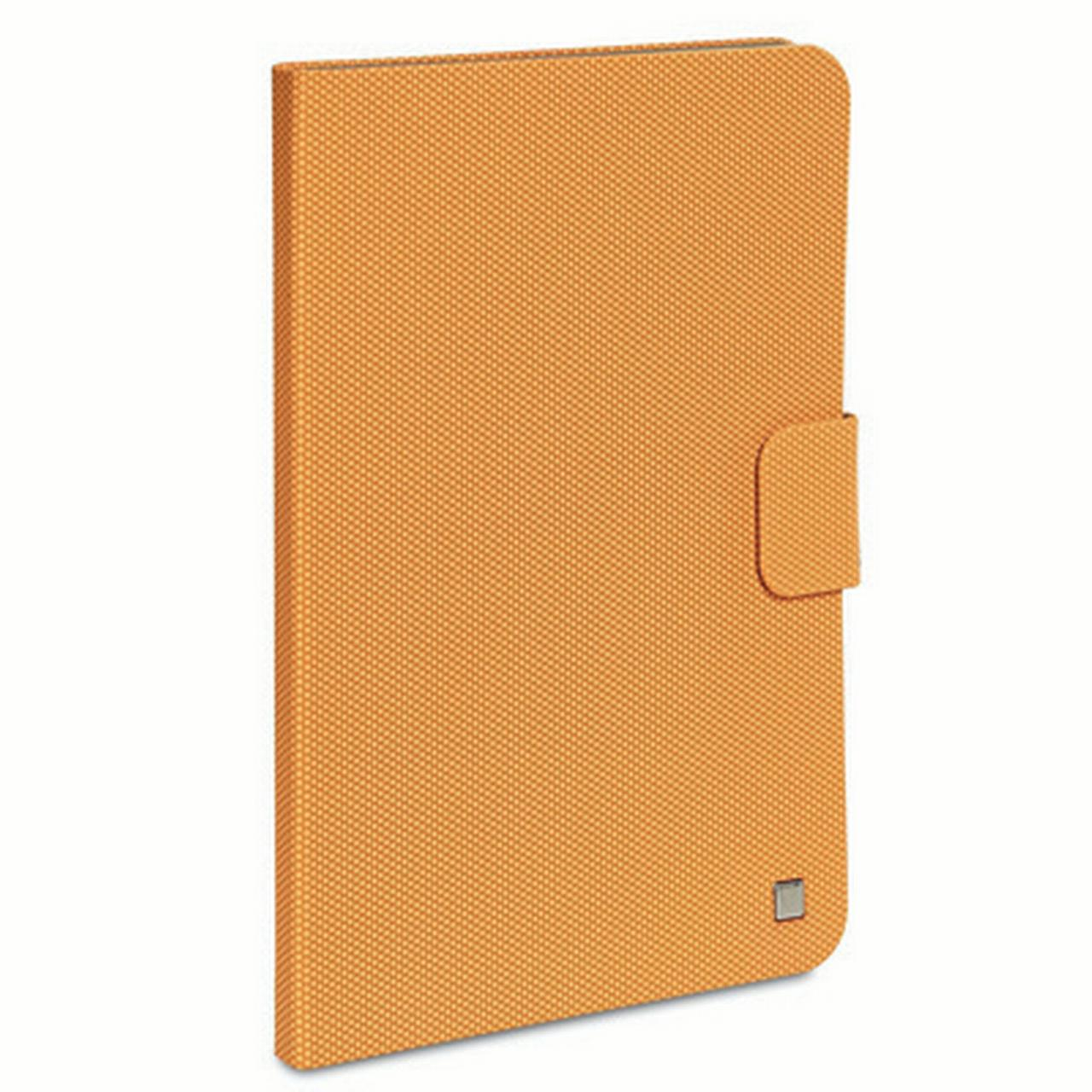 Verbatim Folio Case for Apple iPad Air, Tangerine Orange