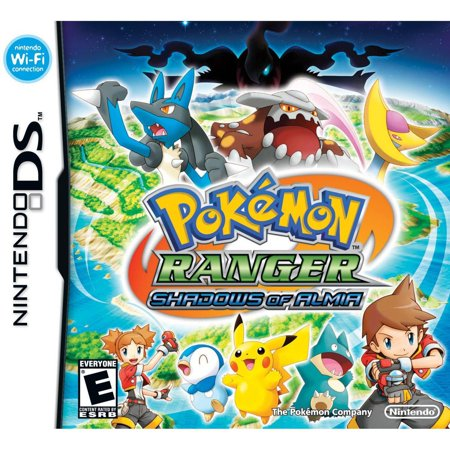 Pokemon Ranger: Shadows of Almia (DS)