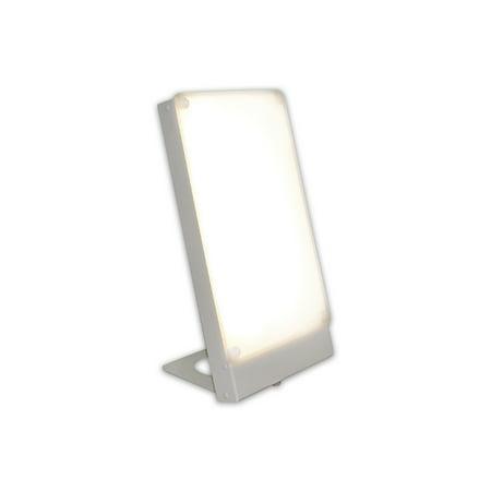 Travelite 10,000 Lux, Bright Light Therapy Portable Desk Lamp