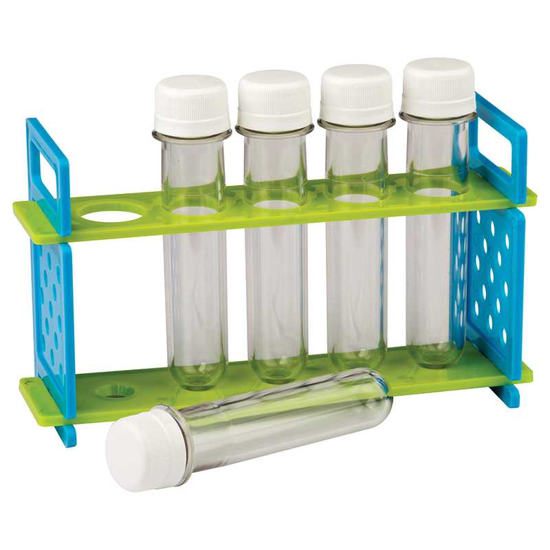 TEST TUBE & ACTIVITY SET
