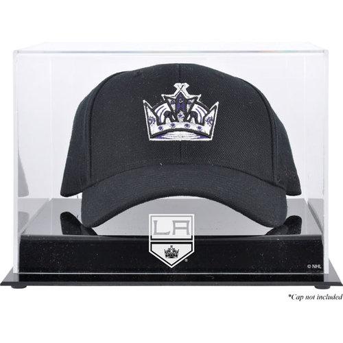NHL - Los Angeles Kings Acrylic Cap Logo Display Case