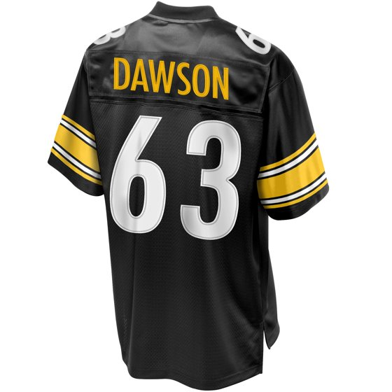 541605ff9 Men s NFL Pro Line Pittsburgh Steelers Dermontti Dawson Retired Player  Jersey-XXL - Walmart.com
