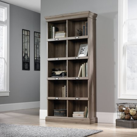 Sauder Barrister Lane Tall Bookcase  Multiple Colors