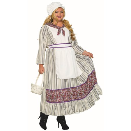 Womens Curvy Pioneer Woman Halloween Costume - Pioneer Woman Halloween Cake Balls