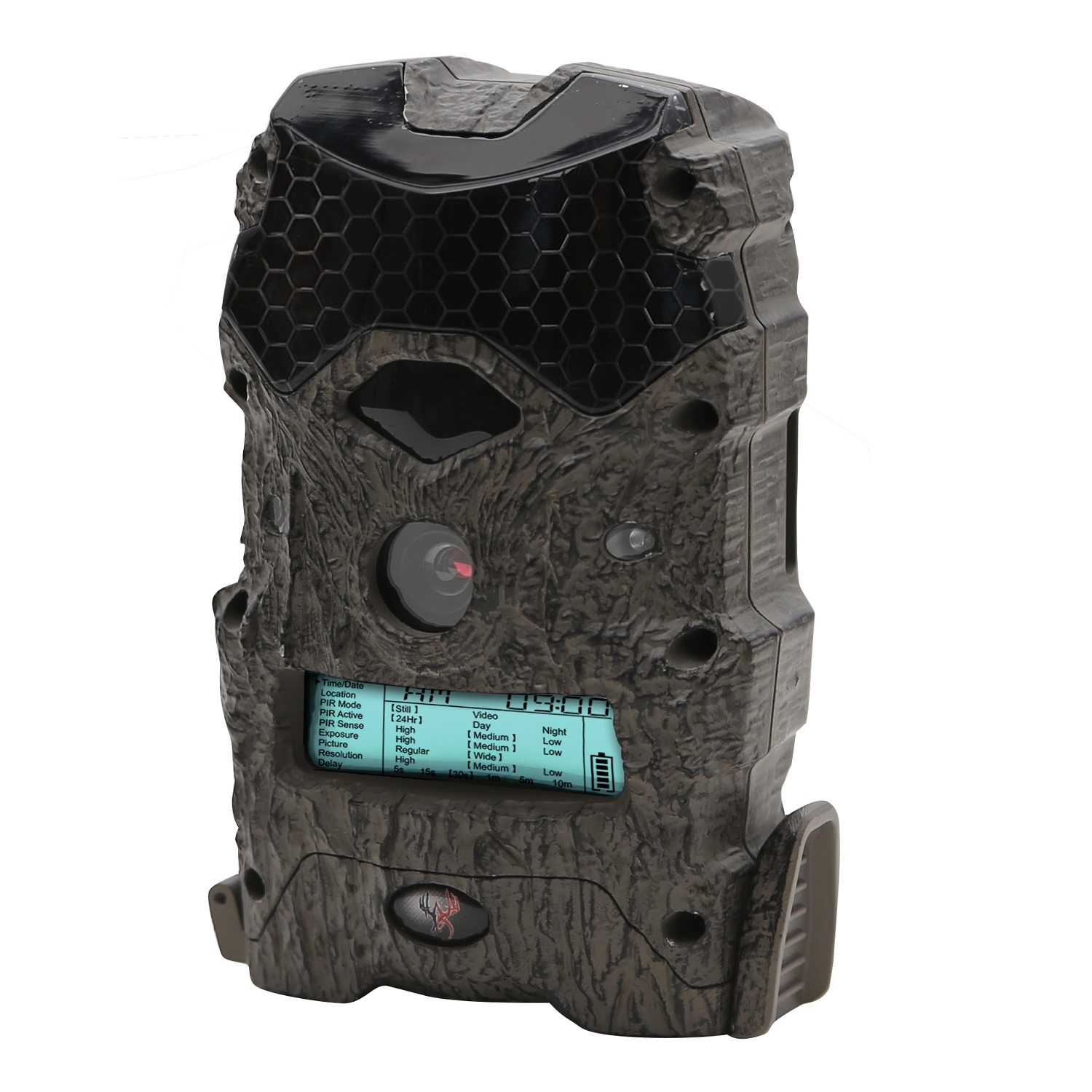 Mirage 16 Lightsout Game Camera by WGI INNOVATIONS LTD