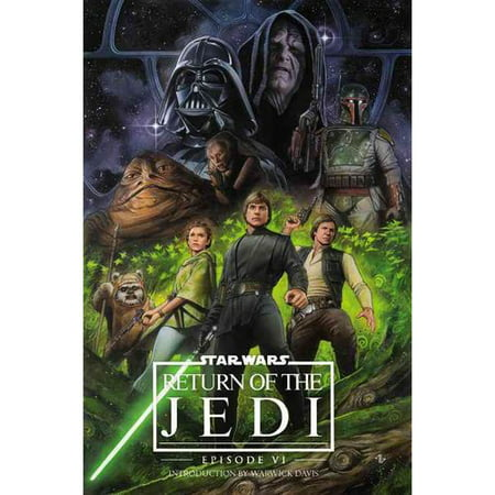 Star Wars Return of the Jedi Episode VI