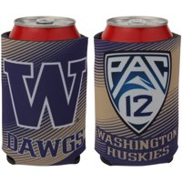 Washington Huskies WinCraft Pac-12 Conference Can Cooler - No Size