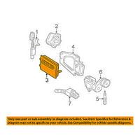 Dodge CHRYSLER OEM Durango-ECM PCM ECU Engine Control Module Computer R6028795AC