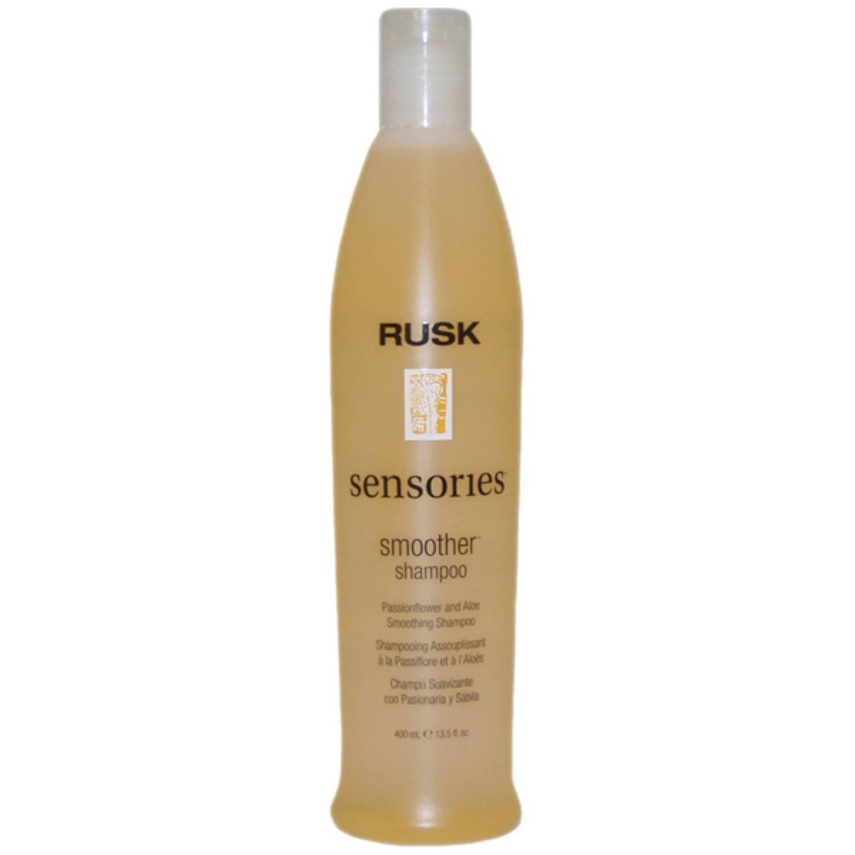 Smoother Passionflower & Aloe Smoothing Shampoo - Rusk - 13.50oz