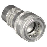 Hydraulic Hose Connector, 3000 PSI, .5-In.