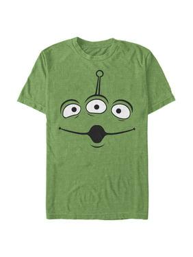 toy story men's squeeze alien costume tee t-shirt