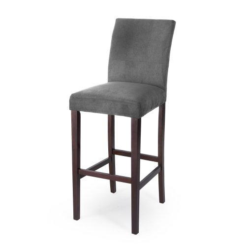 Palazzo 34 Inch Extra Tall Bar Stool Set Of 2 Walmart Com