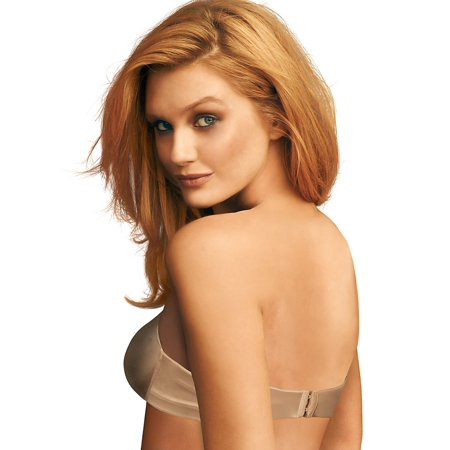 68bea7927638a Maidenform - Maidenform Live in Luxe Extra Coverage Strapless ...
