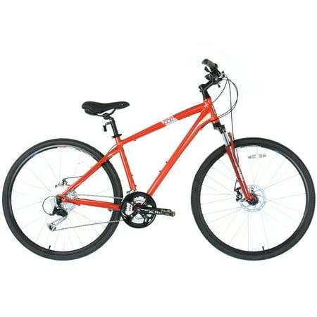 2016 FELT Verza Path 10 Disc Hybrid Fitness Bike 9-Speed // Orange //