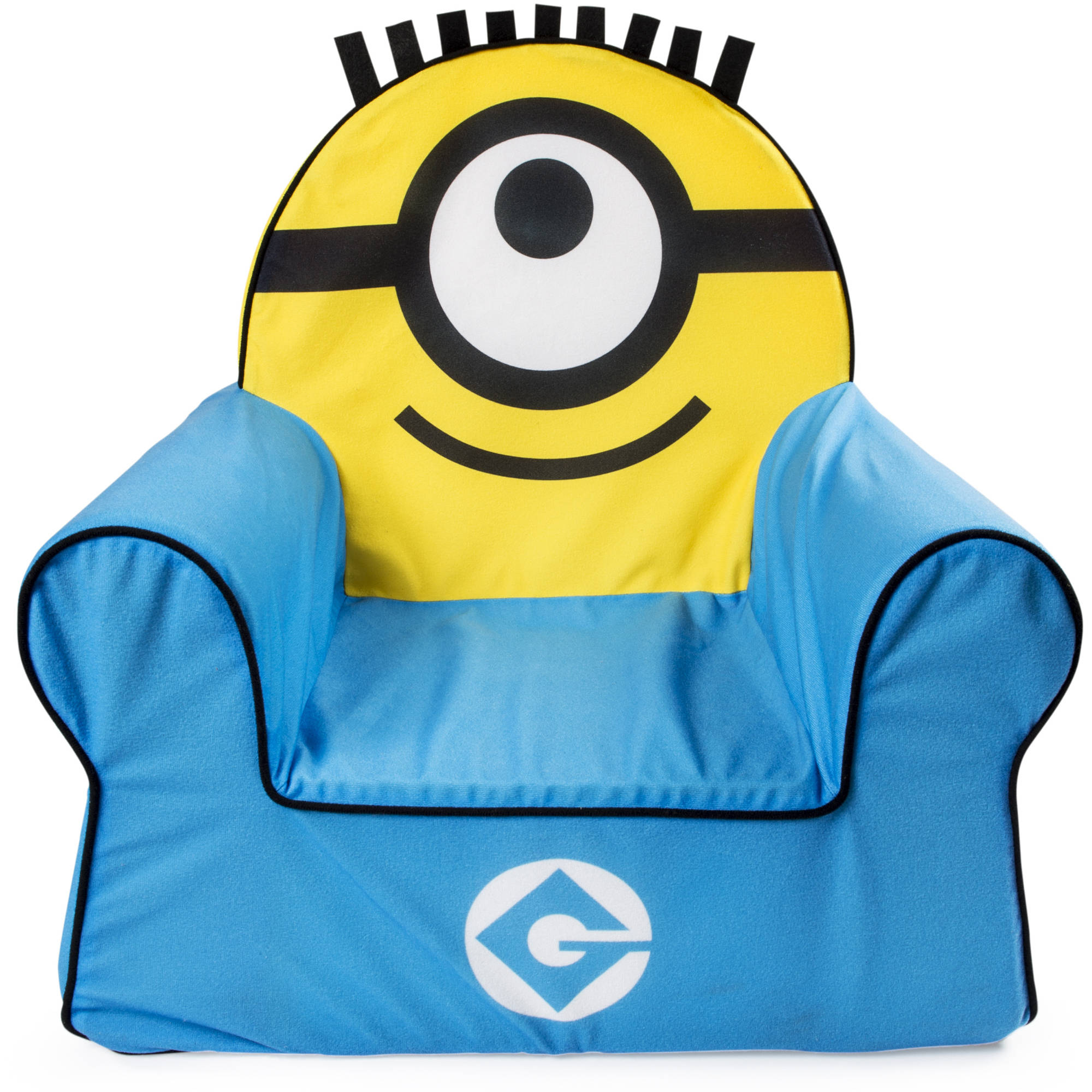 Marshmallow Furniture Comfy Character Chair, Minions