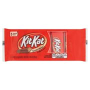 KitKat Crisp Wafers in Milk Chocolate Snack Size 5 x .49 oz (2.45 oz)